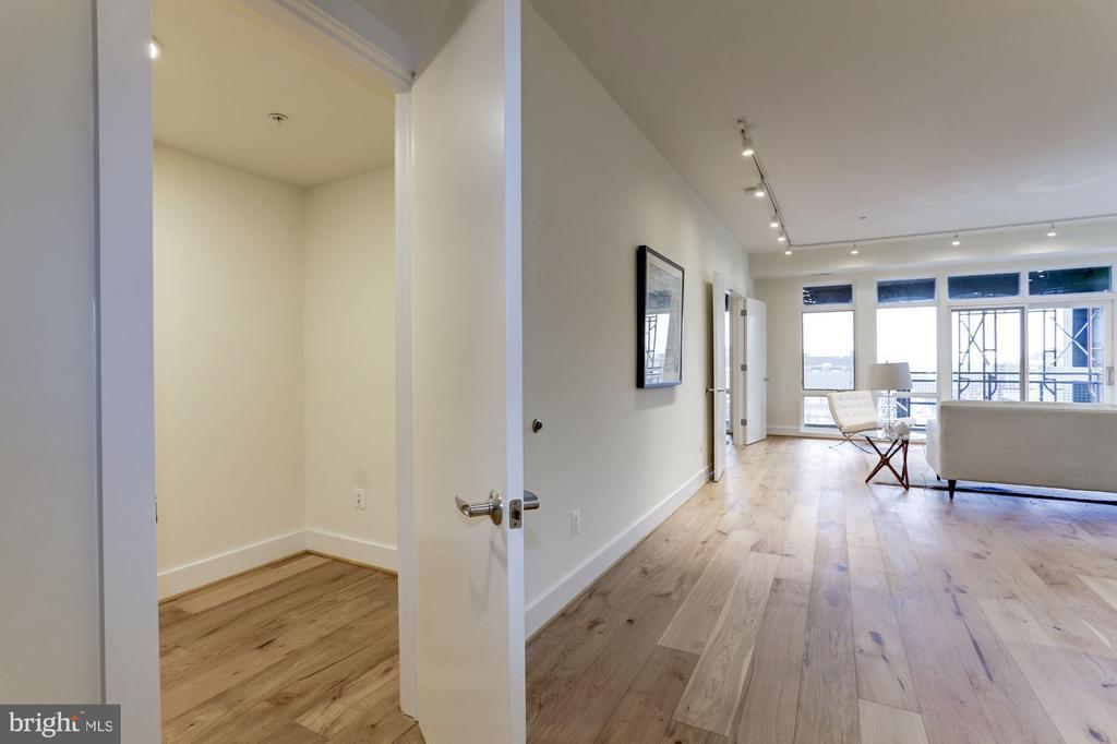 Living room storage - 1468 BELMONT ST NW #3 WEST, WASHINGTON