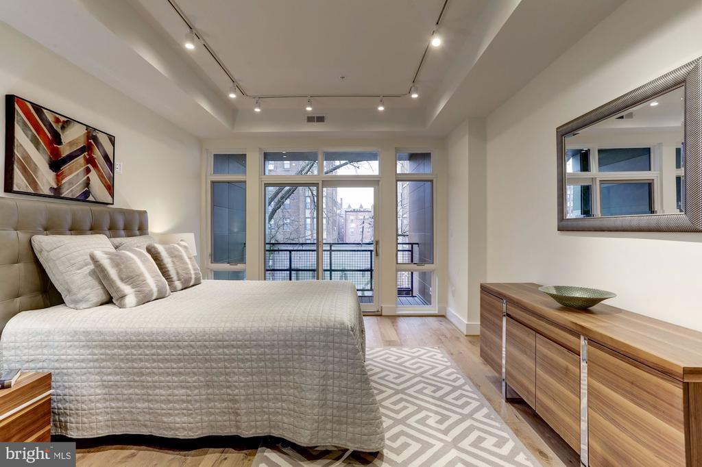 Master Bedroom - 1468 BELMONT ST NW #3 WEST, WASHINGTON