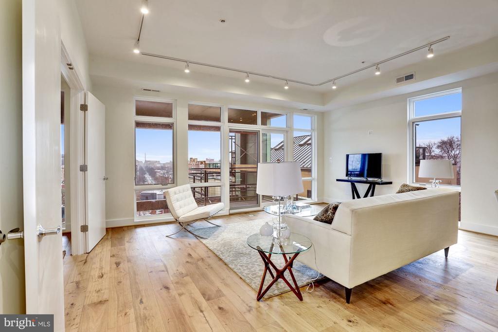 Living Room - 1468 BELMONT ST NW #3 WEST, WASHINGTON