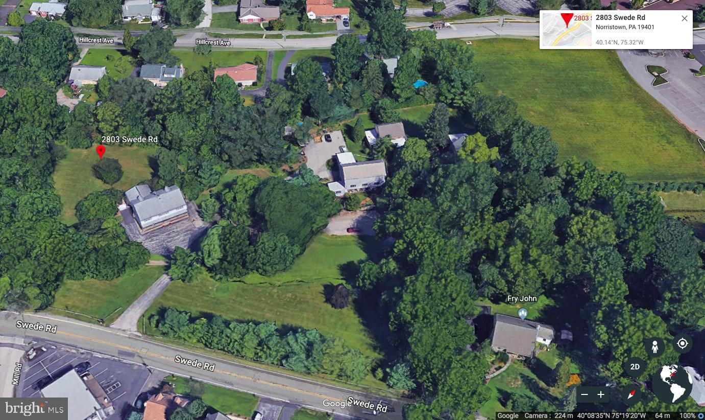 Land for Sale at 2803 NW SWEDE Road East Norriton, Pennsylvania 19401 United States