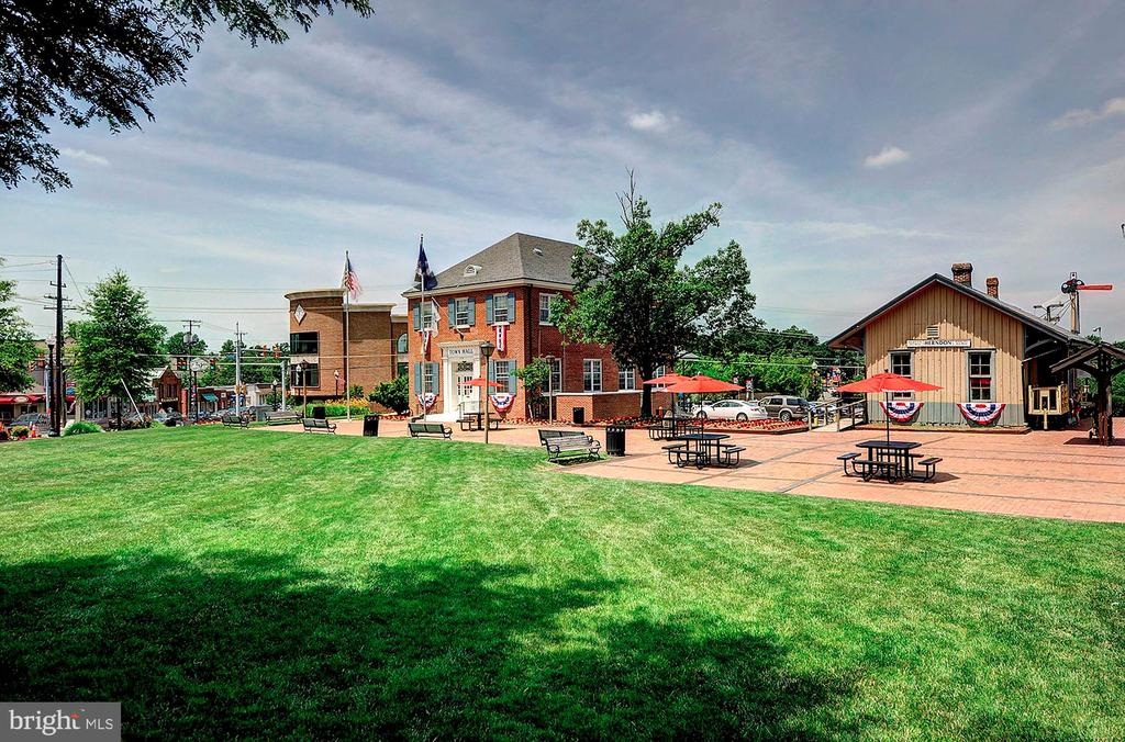 Park and outdoor areas to enjoy - 501 BOWERS LN, HERNDON