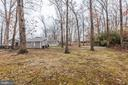 So many possibilities with this back yard! - 501 BOWERS LN, HERNDON