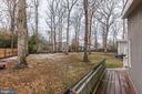Side yard - 501 BOWERS LN, HERNDON