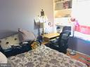 Third bedroom - 501 BOWERS LN, HERNDON