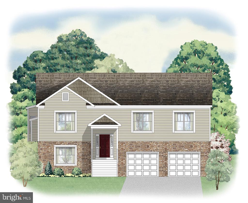 Front Elevation Rendering-Colors Subject to Change - 2308 LAKEVIEW PKWY, LOCUST GROVE