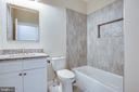 Hall Full Bath (photos of previously built home) - 2308 LAKEVIEW PKWY, LOCUST GROVE
