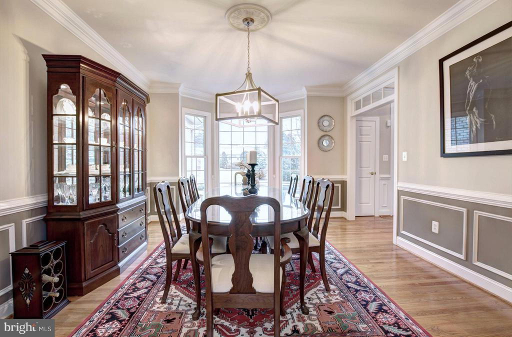 Dining Room - 9321 WEIRICH RD, FAIRFAX