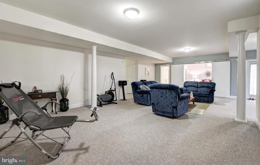 Basement - 9321 WEIRICH RD, FAIRFAX