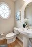 Powder Room - 9321 WEIRICH RD, FAIRFAX