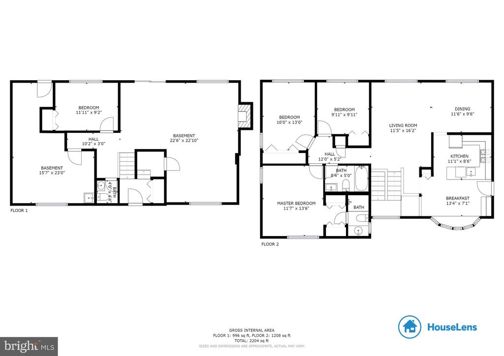 Floorplan - 6317 THOMAS DR, SPRINGFIELD