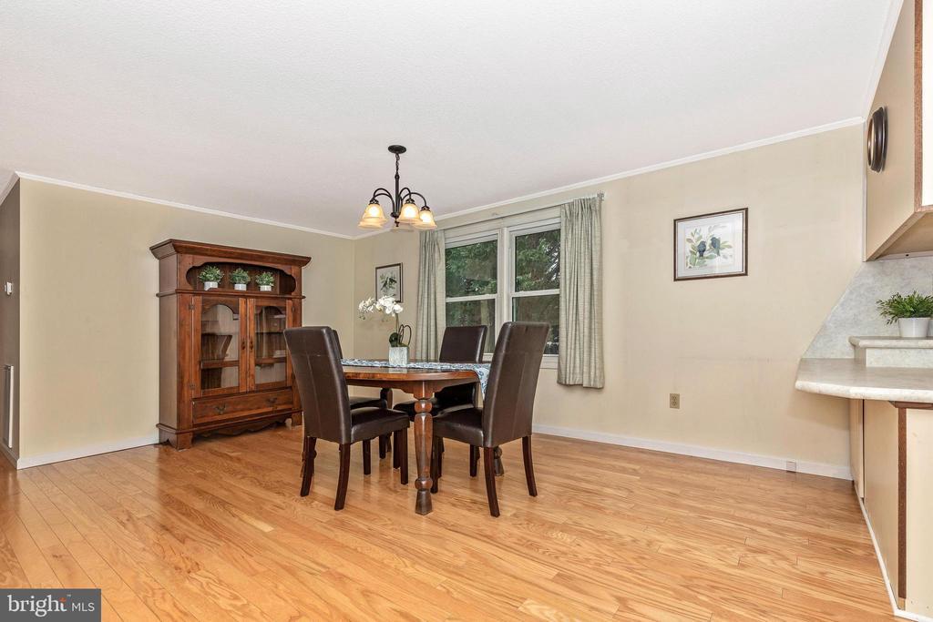 Huge dining room right off the kitchen - 110 ELK DR, HANOVER
