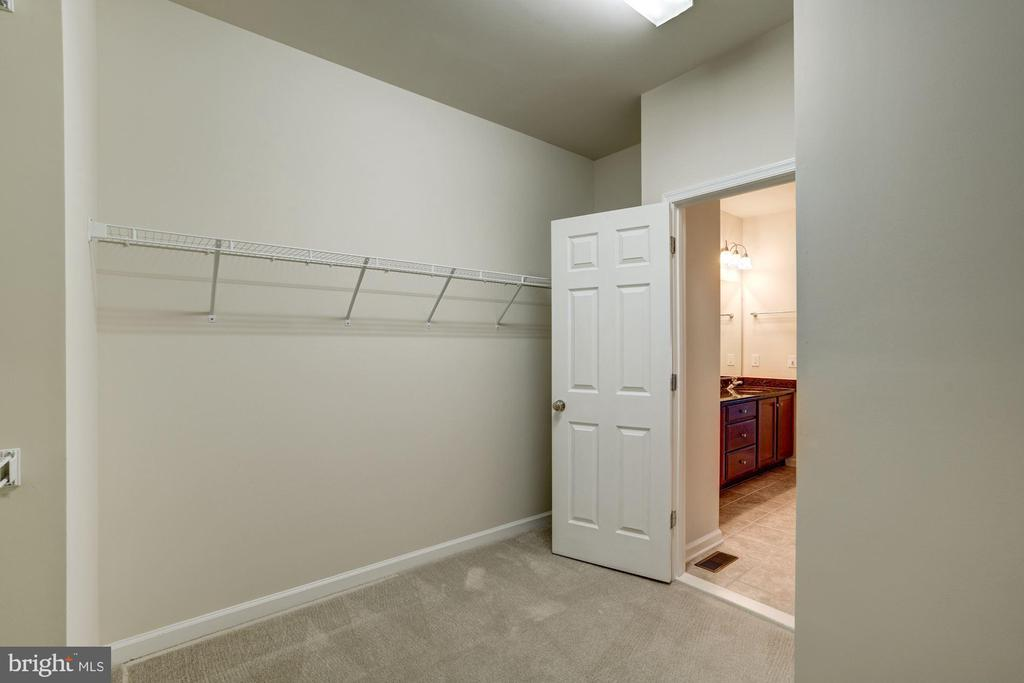 Walk-in Closet - 42316 GRAHAMS STABLE SQ, ASHBURN