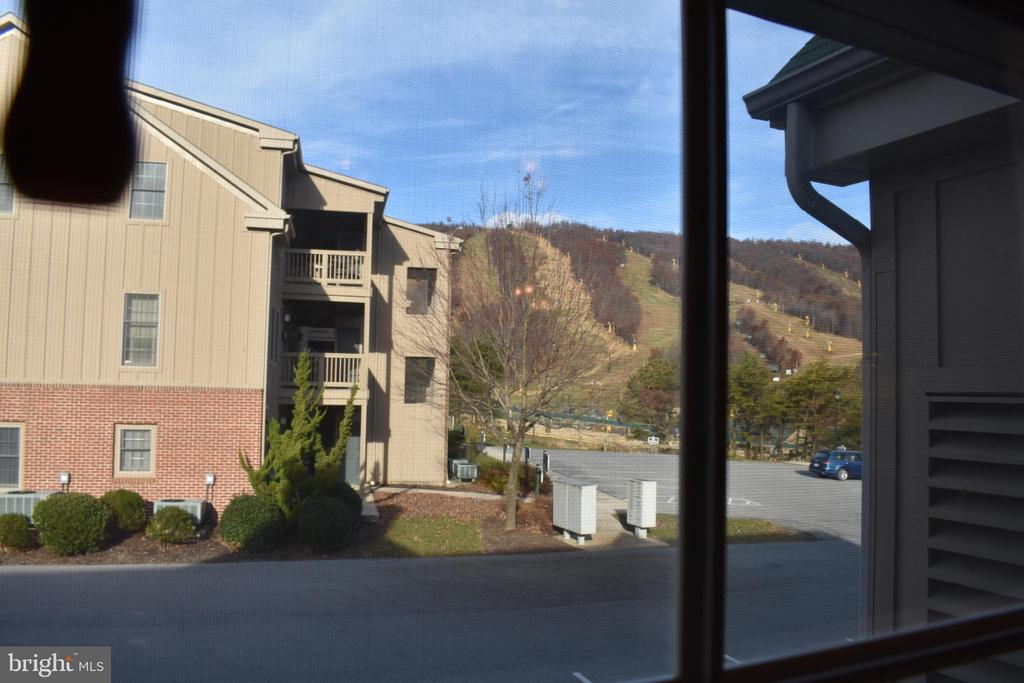 View of slopes in addition to the convenience! - 14200 NORTHERN LIGHTS DR #40, MERCERSBURG