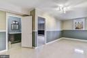 Entry to Au-Pair / In-law En-suite - 2301 TWIN VALLEY LN, SILVER SPRING