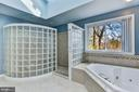 Spa-like Jetted Tub - 2301 TWIN VALLEY LN, SILVER SPRING