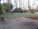 and a view looking out at that amazing back yard! - 9097 WEXFORD DR, VIENNA