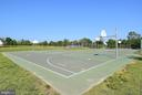 One of the community sports courts - 20702 MANDALAY CT, ASHBURN