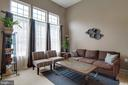 High ceilings - 6260 WOODRUFF SPRINGS WAY #23, HAYMARKET