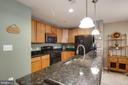 Granite Counters - 6260 WOODRUFF SPRINGS WAY #23, HAYMARKET