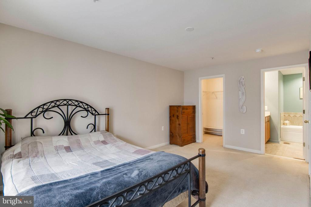 Master Bedroom - 6260 WOODRUFF SPRINGS WAY #23, HAYMARKET