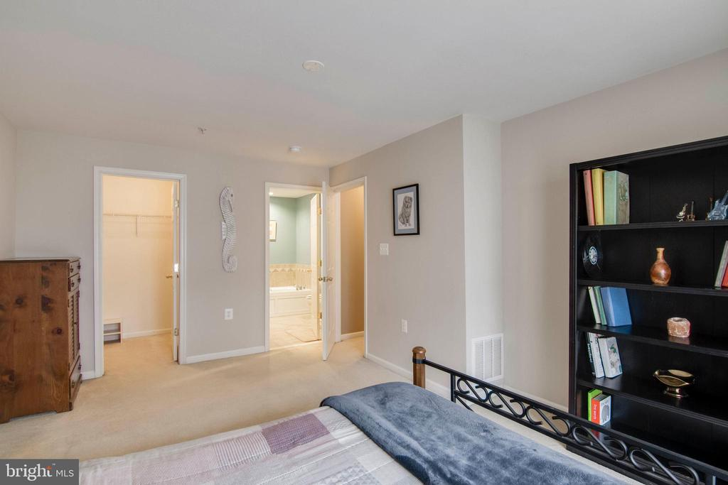 Walk-in Closet and Luxury Bath - 6260 WOODRUFF SPRINGS WAY #23, HAYMARKET