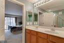 Double sinks in vanity - 6260 WOODRUFF SPRINGS WAY #23, HAYMARKET