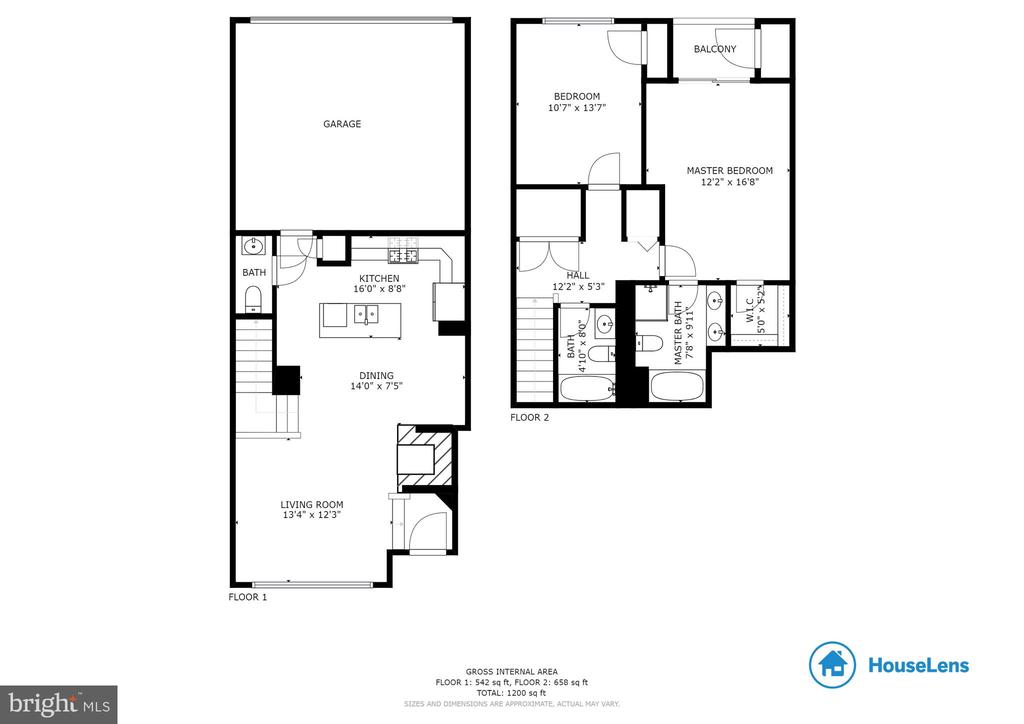 Floor Plan - 6260 WOODRUFF SPRINGS WAY #23, HAYMARKET