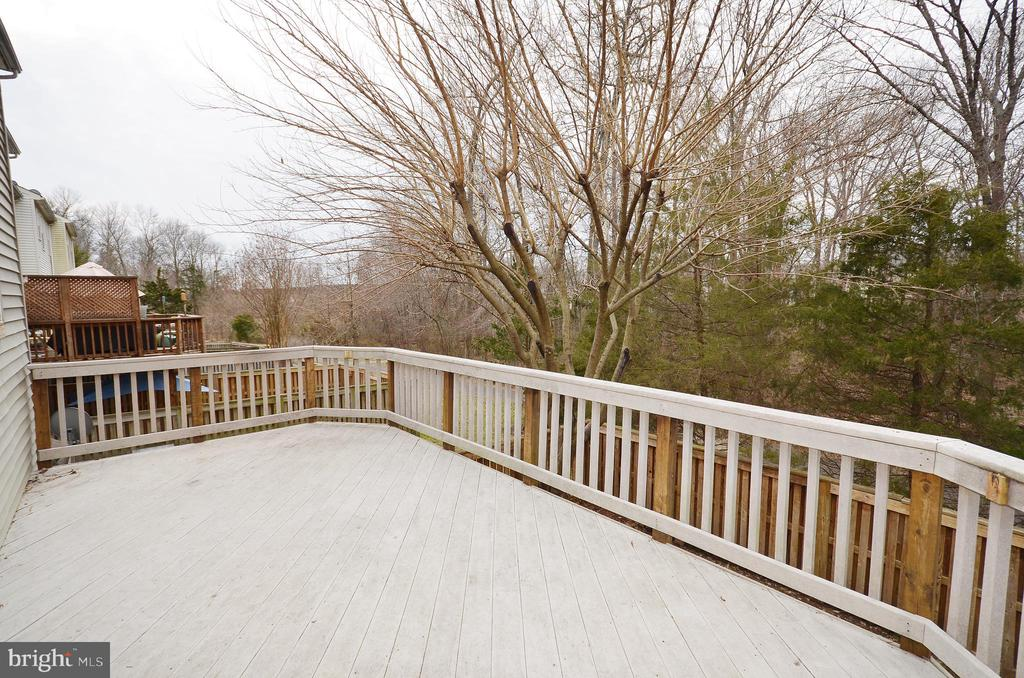 Composite Deck - 21563 BANKBARN TER, BROADLANDS