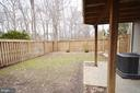 Patio & Backyard - 21563 BANKBARN TER, BROADLANDS