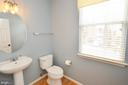 Half Bathroom Main Level - 21563 BANKBARN TER, BROADLANDS