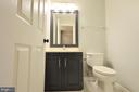 Half Bathroom in the Rec Room - 21563 BANKBARN TER, BROADLANDS