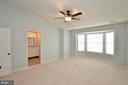 Spacious Master Bedroom - 21563 BANKBARN TER, BROADLANDS