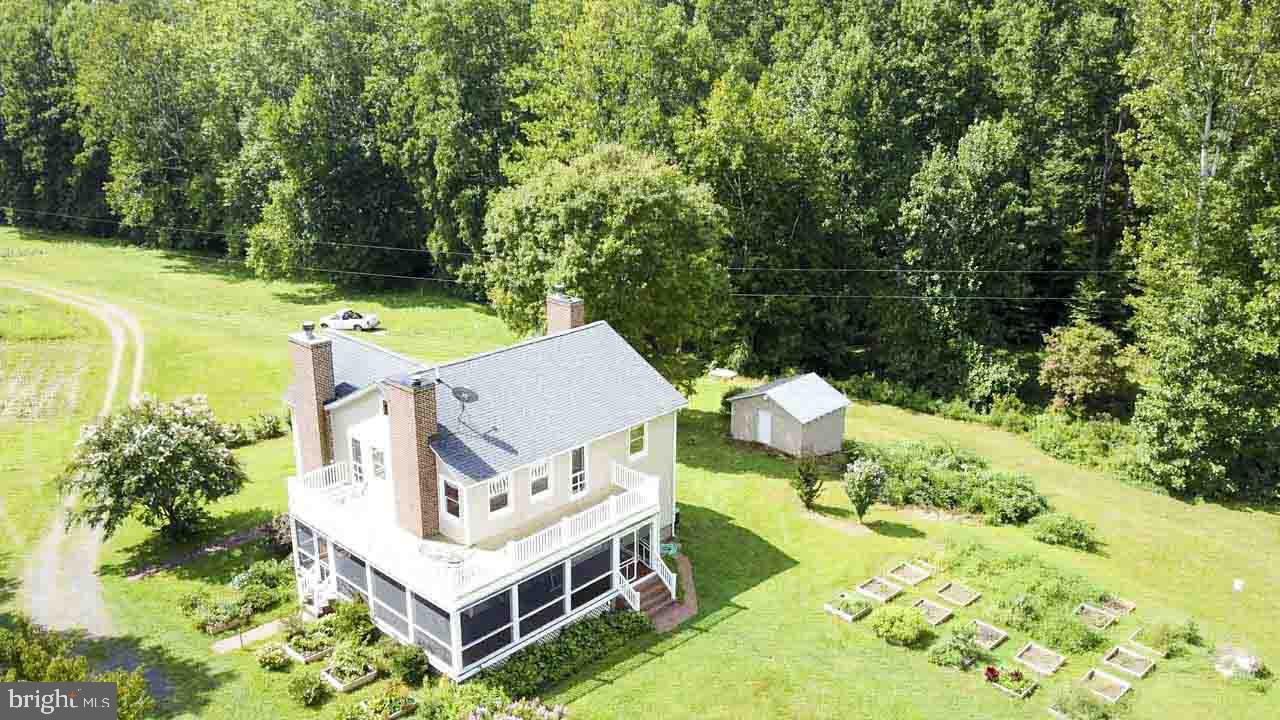 Single Family for Sale at 2317 Poor House Road Madison, Virginia 22727 United States