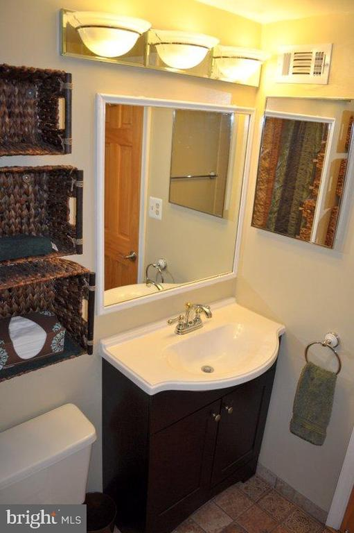 Renovated Bathroom - 6001 ARLINGTON BLVD #706, FALLS CHURCH