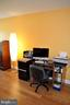 Easy to fit a desk in the bedroom - 6001 ARLINGTON BLVD #706, FALLS CHURCH