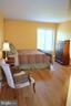Bright bedroom - 6001 ARLINGTON BLVD #706, FALLS CHURCH