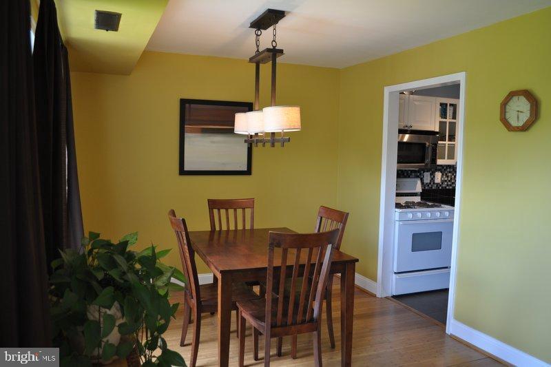 Dining Room - 6001 ARLINGTON BLVD #706, FALLS CHURCH