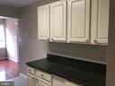 Kitchen with Granite - 111 MEADOWS LN NE, LEESBURG
