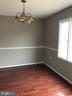 Dining Room -- Could be office or 4th Bedroom - 111 MEADOWS LN NE, LEESBURG