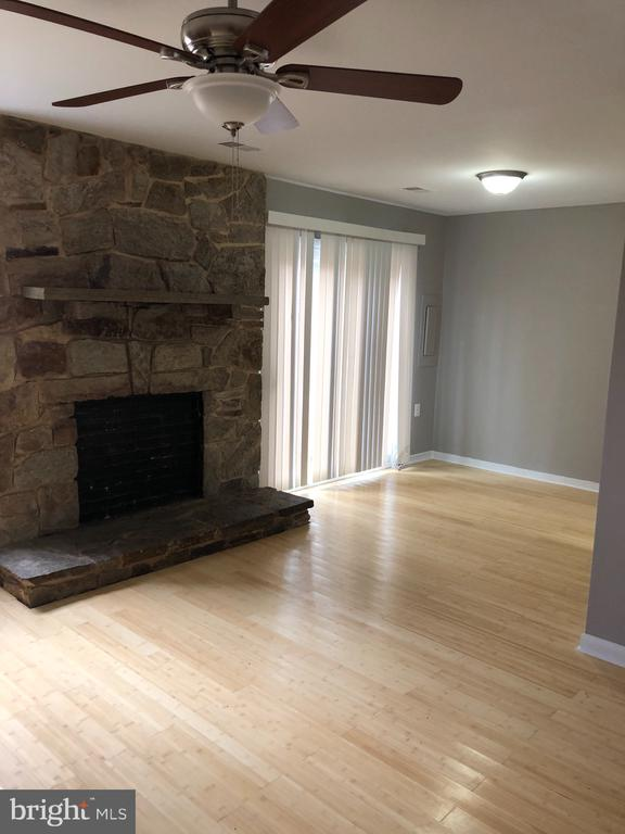 Large, Bright  Family Room - 111 MEADOWS LN NE, LEESBURG