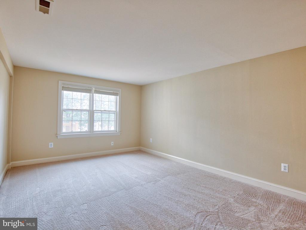 5TH BEDROOM WITH WALK-IN CLOSET. LOWER LEVEL - 1135 ROUND PEBBLE LN, RESTON