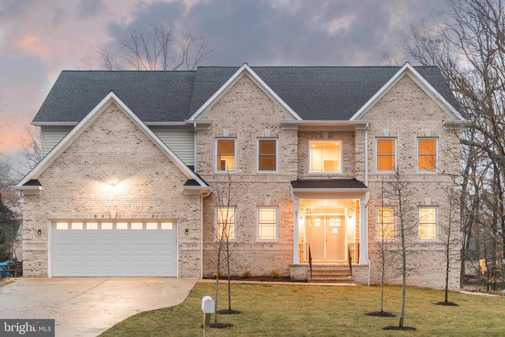 8317  ROLLING ROAD, West Springfield, Virginia