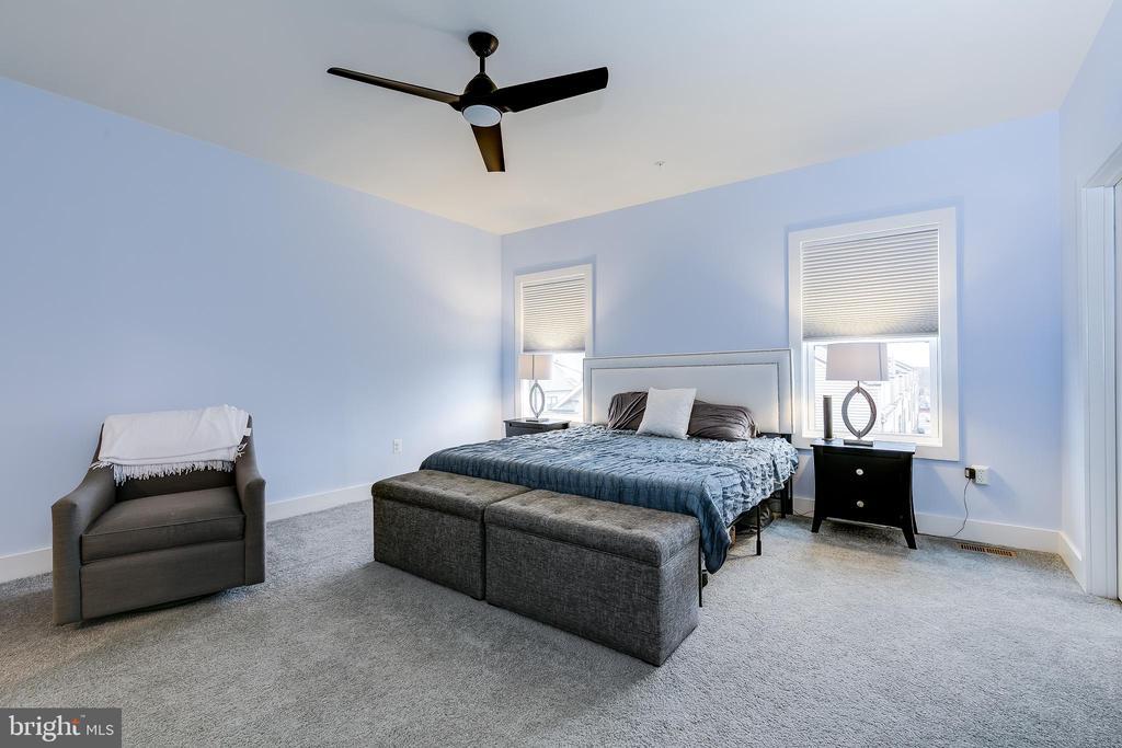 Master Bedroom - 20497 MILBRIDGE TER, ASHBURN