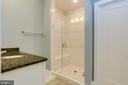 Master Bath - 20497 MILBRIDGE TER, ASHBURN
