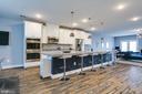 Kitchen - 20497 MILBRIDGE TER, ASHBURN