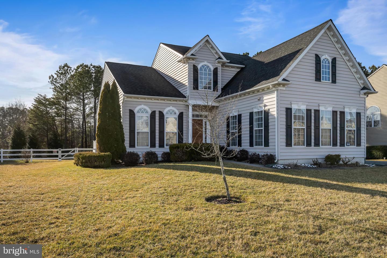 Enfamiljshus för Försäljning vid 27449 COVERED BRIDGE Trail Harbeson, Delaware 19951 Förenta staterna