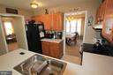 Spacious Kitchen - 11804 SWITCHBACK LN, FREDERICKSBURG