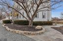 Beautifully landscaped all around - 13762 JAMES MONROE HWY, LEESBURG