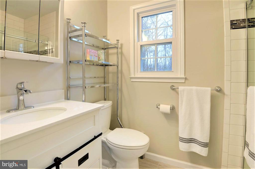 New vanity - 2305 ROSEDOWN DR, RESTON