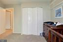 3rd bedroom - 2305 ROSEDOWN DR, RESTON
